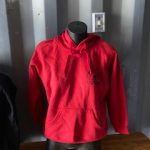 Youth Hoodie Red – 14